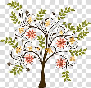 Tree Drawing , tree PNG