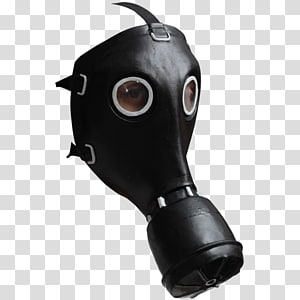 GP-5 gas mask Costume Latex mask, gas mask PNG
