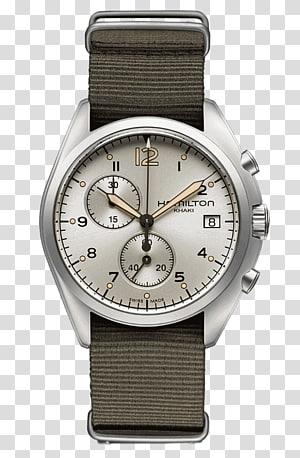 Hamilton Khaki Aviation Pilot Auto Hamilton Watch Company Chronograph 0506147919, watch PNG