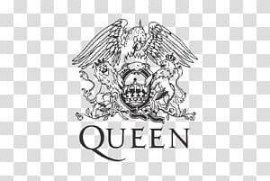 Queen Logo Musical ensemble, queen PNG