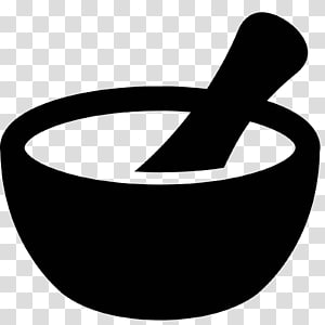 Mortar and pestle Computer Icons Dornillo , mortar and pestle PNG clipart