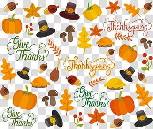 Thanksgiving , Thanksgiving element PNG clipart