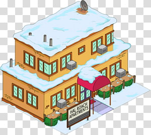 The Simpsons: Tapped Out Patty Bouvier Krusty the Clown Jacqueline Bouvier Building, the simpsons movie PNG