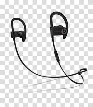 Apple Beats Powerbeats3 Beats Electronics Headphones Beats Powerbeats² Wireless, headphones PNG