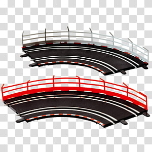 Carrera Slot car 1:43 scale Toy Guard rail, toy PNG