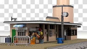 Trolley Frankfurt Galluswarte station Lego City Toby the Tram Engine, LEGO Tram PNG