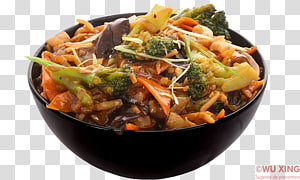 Yakisoba Chinese cuisine Sushi Chinese fried rice Sichuan cuisine, sushi PNG