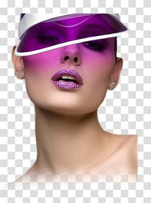 Face Woman Chin Eyelash, Visage PNG clipart