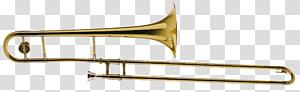 Trombone Brass instrument Trumpet Musical instrument Mouthpiece, Trombone PNG