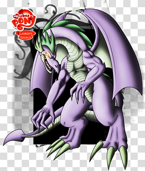 Spike Dragon Twilight Sparkle Pony Cartoon, dragon PNG clipart