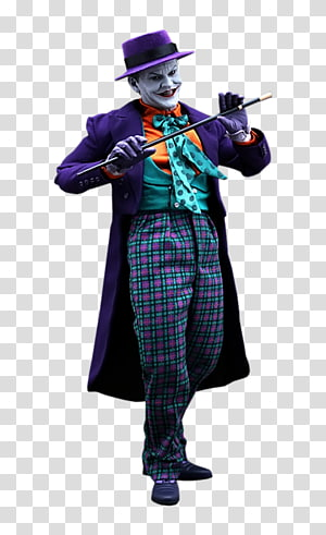 Joker Hot Toys Limited Action & Toy Figures 1:6 scale modeling Sideshow Collectibles, Jack Nicholson PNG