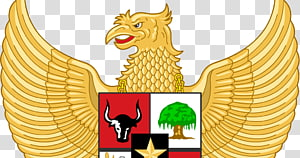 National emblem of Indonesia Garuda Pancasila Emblem of Thailand, others PNG clipart