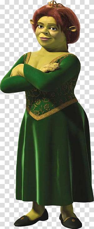 Fiona, Princess Fiona Shrek The Musical Donkey Lord Farquaad, Shrek fiona PNG