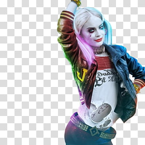 Margot Robbie Harley Quinn Joker Suicide Squad Batman, joker PNG clipart