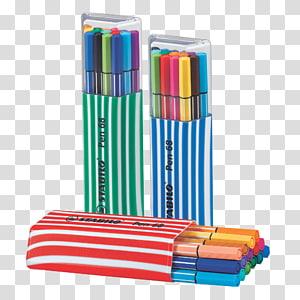 Schwan-STABILO Stabilo Pen 68 Plastic Marker pen, pen PNG clipart