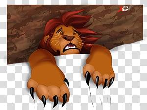 Simba Mufasa Sarabi Zazu Scar, The Lion King PNG