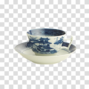 Teacup Saucer Tableware, chinese tea PNG