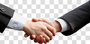 business people shaking hands PNG