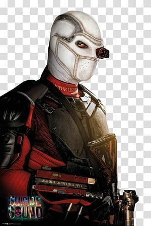 Deadshot Harley Quinn Joker Batman Poster, harley quinn PNG