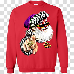 T-shirt Hoodie Christmas jumper Sweater Crew neck, christmas big promotion PNG