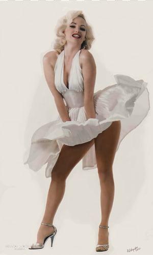 Marilyn Monroe, Marilyn Monroe Some Like It Hot Film Female, marilyn monroe PNG