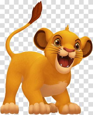 Disney Simba illustration, Simba Nala Shenzi Pumbaa Mufasa, Pluto Disney Wiki PNG