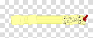 Paper Brand Yellow, search bar PNG clipart