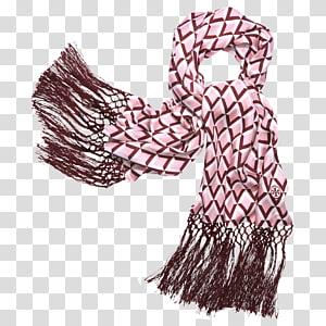 Scarf Silk Fringe Wrap Costume, scarf PNG