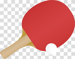 Table tennis racket ping, Ping pong paddle PNG