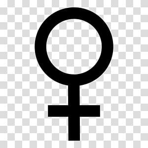 Gender symbol Gender equality Female, T PNG clipart