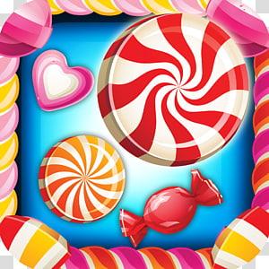Lollipop Wonka Bar Candy cane, candy crush PNG clipart