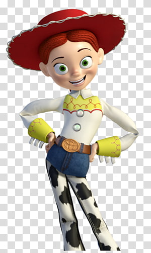 Jessie Toy Story 2: Buzz Lightyear to the Rescue Sheriff Woody Toy Story 2: Buzz Lightyear to the Rescue, toy story PNG clipart