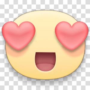 Emoticon Emoji Sticker Facebook, Inc. Smiley, Emoji PNG clipart