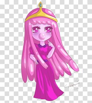 Princess Bubblegum Artist Character , Princess bubblegum PNG clipart