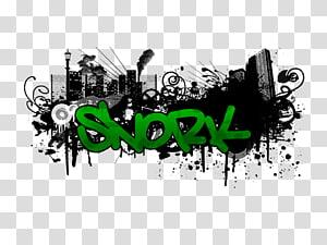 GIMP Text Tutorial Graffiti, graffiti brush PNG clipart