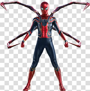 Spider-Man Hulk Iron Man Iron Spider The New Avengers, avenger infinity war PNG