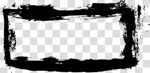 Frames Banner , rectangle border PNG