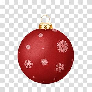 Christmas New Year Ded Moroz Bombka, boule PNG