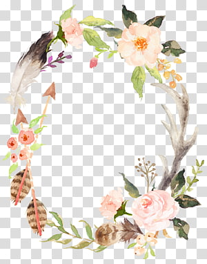 beautifully garland PNG