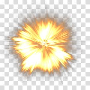 blasting sparks PNG
