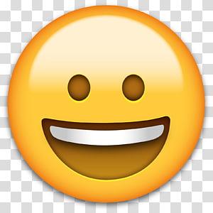 Emoji Smiley Emoticon Text messaging, Emoji PNG