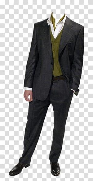 Suit Tuxedo GIMP, suit PNG clipart