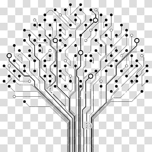Electronic circuit Printed circuit board Electrical network, others PNG clipart