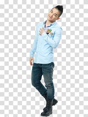 Taeyang Jeans 1TYM BIGBANG T-shirt, jeans PNG