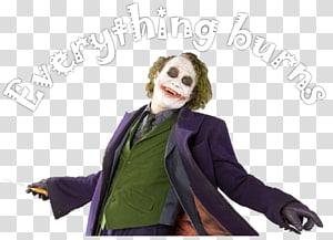 Joker Batman Two-Face Film, dark knight el joker PNG clipart