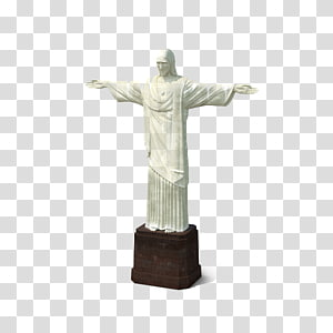 Christ the Redeemer Statue, Jesus statue PNG clipart