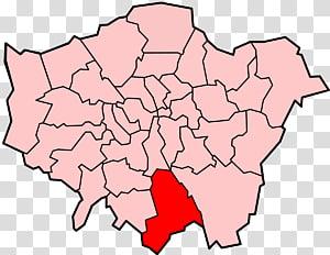 London Borough of Croydon London Borough of Southwark London Borough of Lambeth London Borough of Bromley London Borough of Hillingdon, others PNG clipart