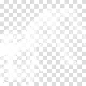 White Symmetry Black Pattern, Water vapor light sense PNG clipart
