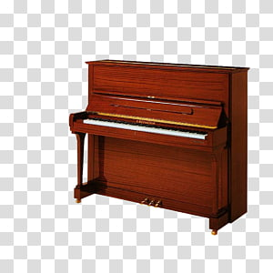 upright piano C. Bechstein Grand piano Guitar, piano PNG