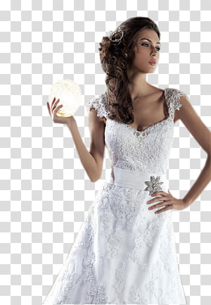 Wedding dress Cocktail dress Shoulder Party dress, dress PNG